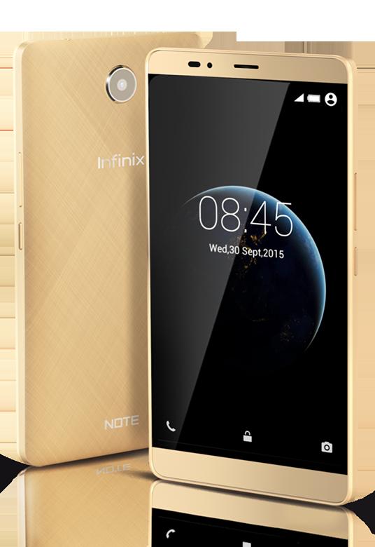 Infinix Mobile taking over Samsung