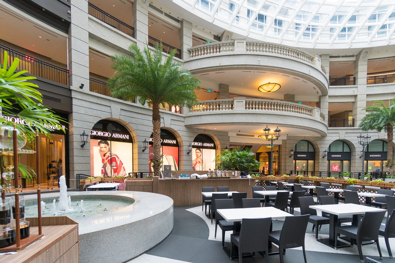 Nairobi has an excess of malls