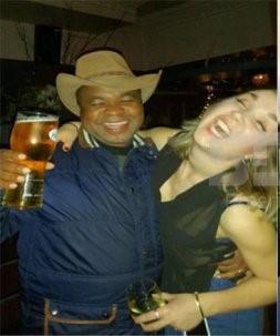 Drinking MP Chris Wamalwa exposed in Rio!