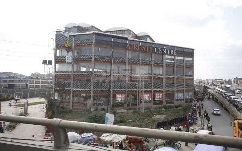 Taj mall demolished